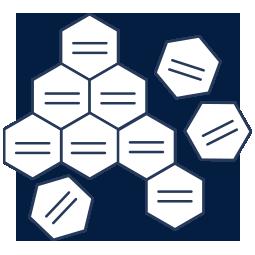 Hexagonal thinking