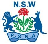 NSW Primary Schools Sports Association logo