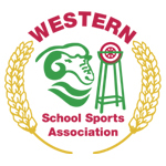 Western Schools Sports Association logo