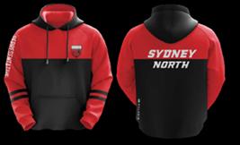 Sydney North hoodie 2021 new design
