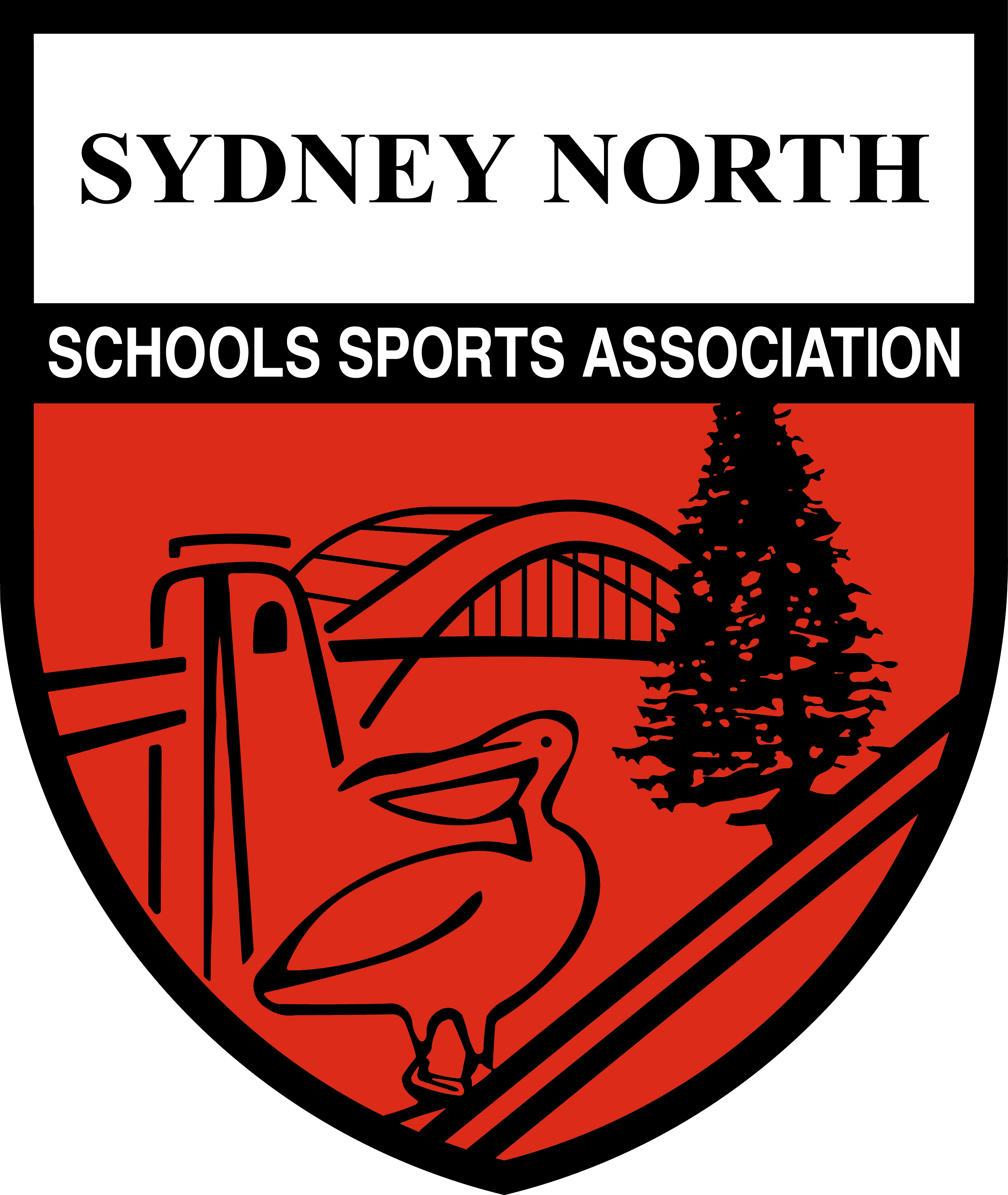 Sydney North Schools Sports Association logo