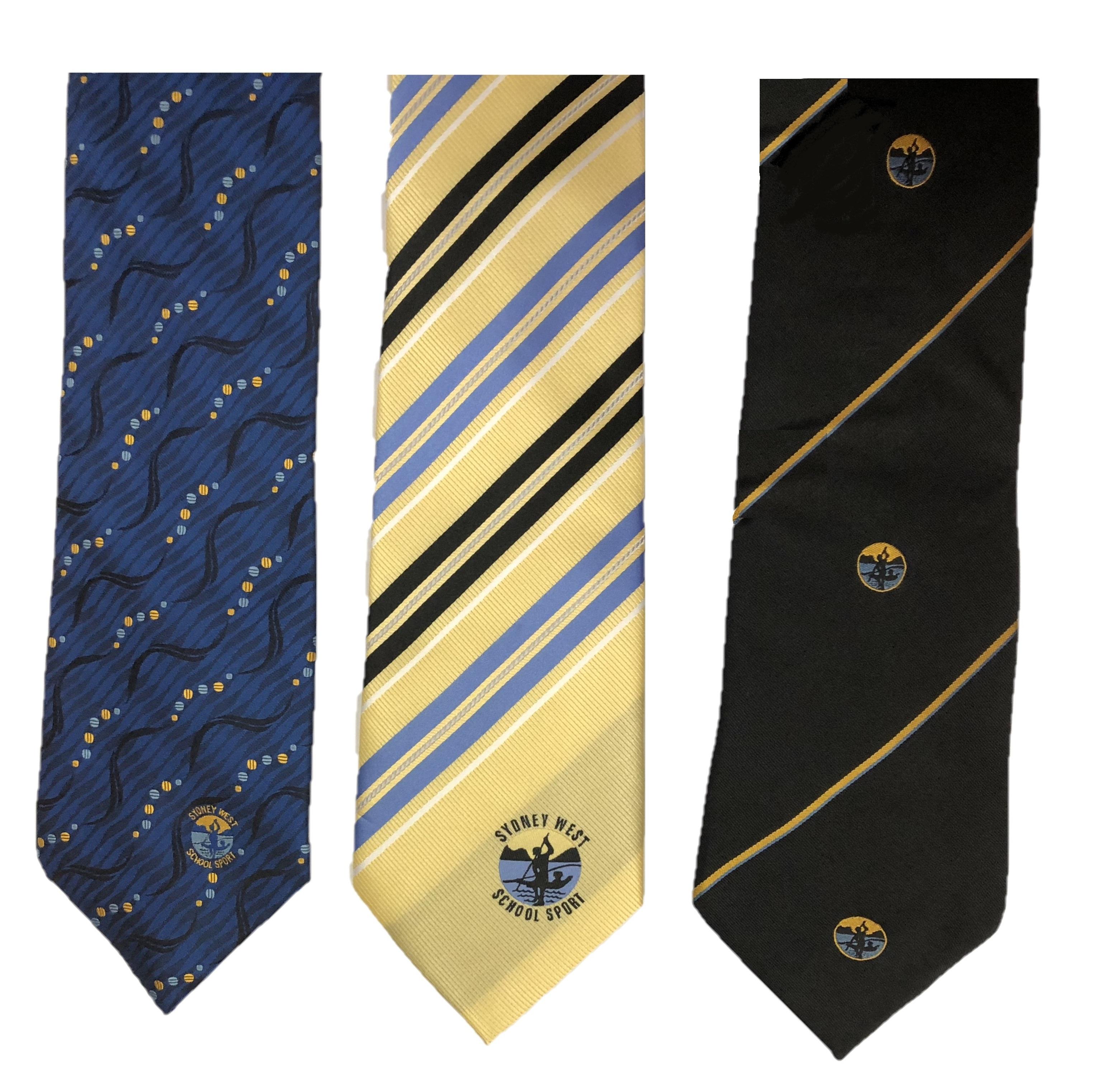 SW Yellow tie