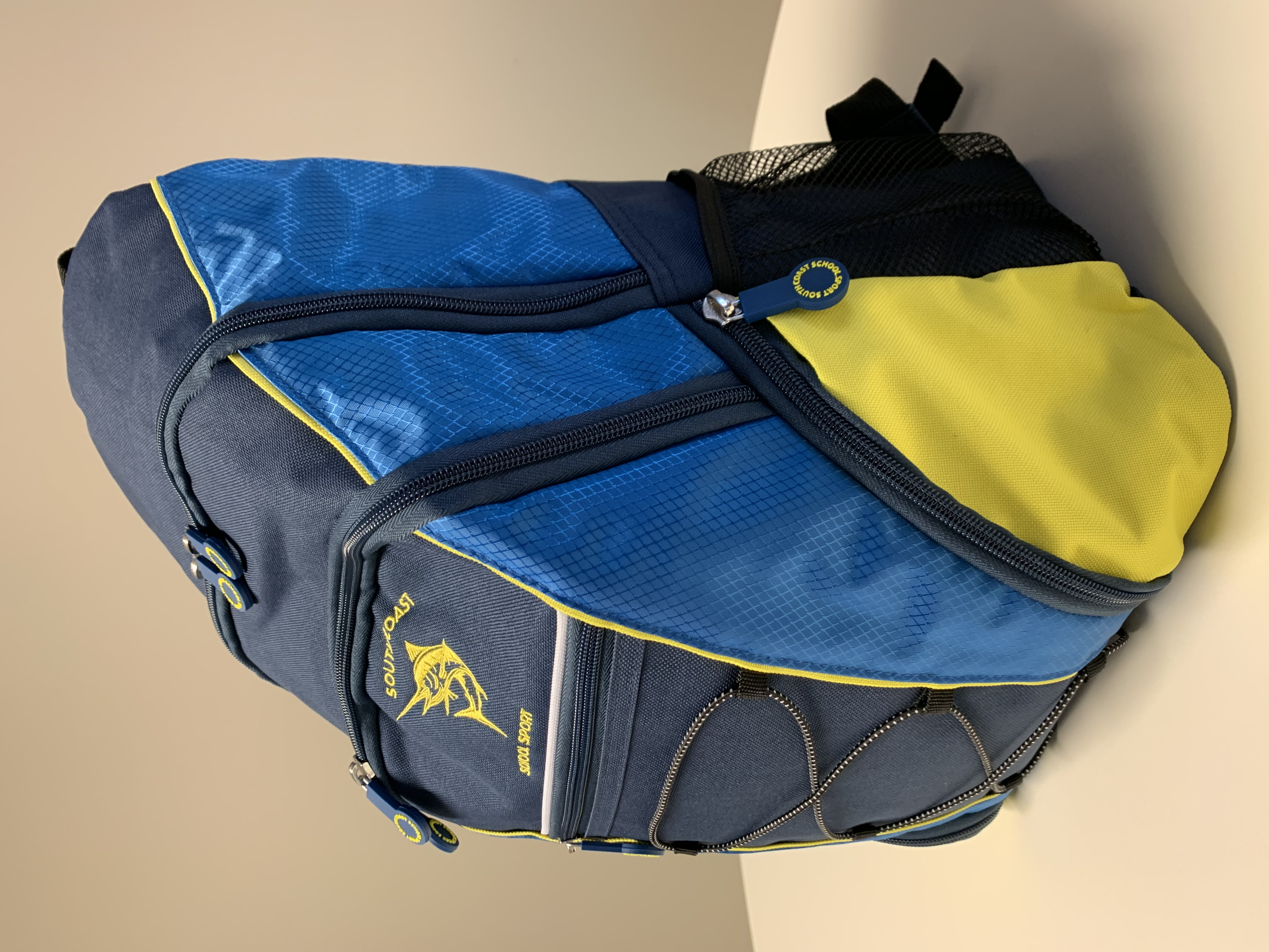 This is a photo of the south coast backpack