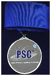 Image of PSC medal