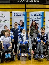 Image of Killarney HS 2017 Boccia Champs