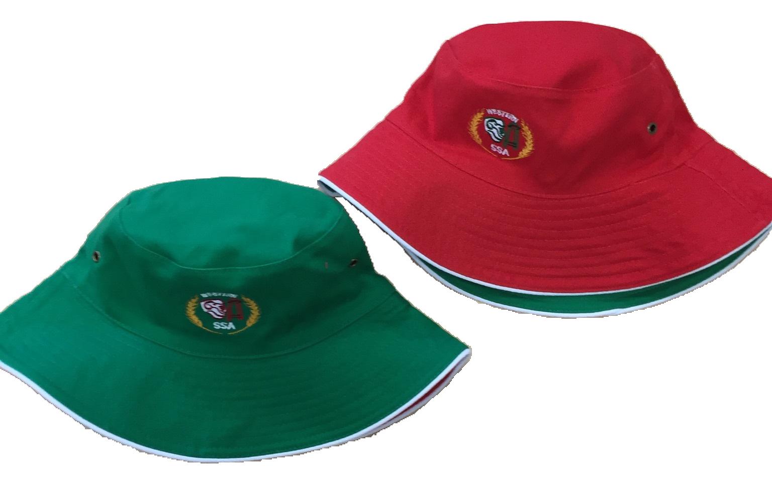 Bucket Hat - Reversible