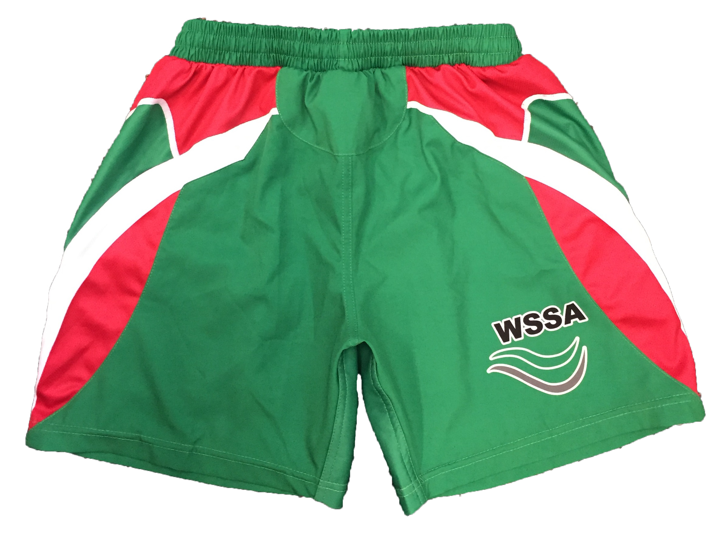 Shorts - Green - New Design - Back