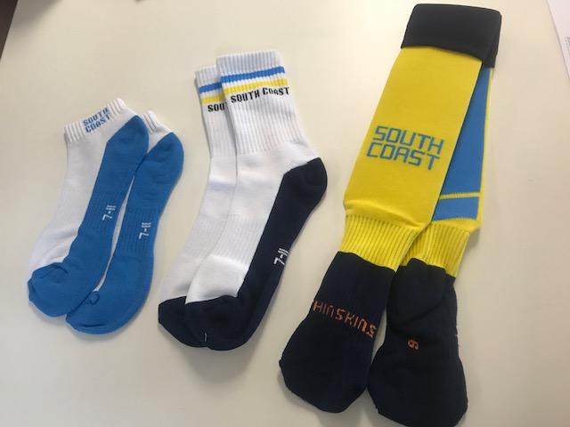 South coast socks