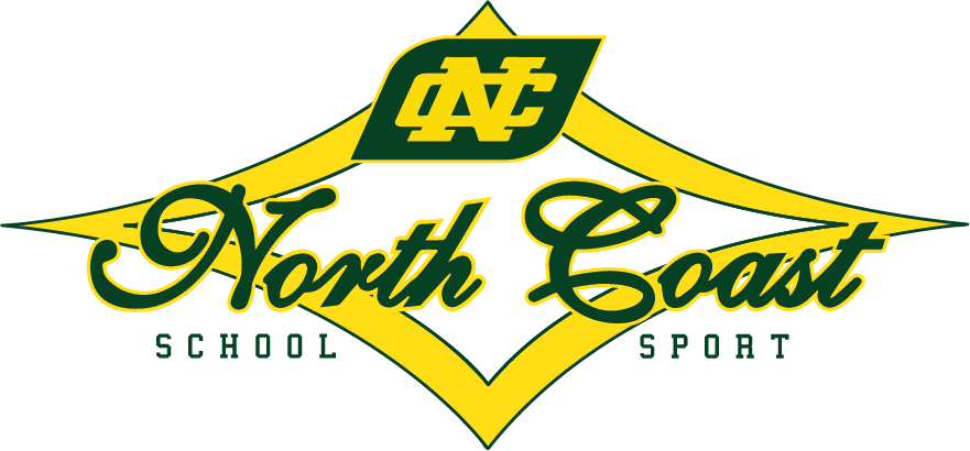 North Coast Schools Sports Association logo