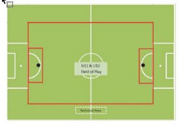 NSWPSSA Football Field of play