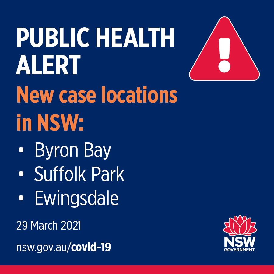 Public Health Alert 2021