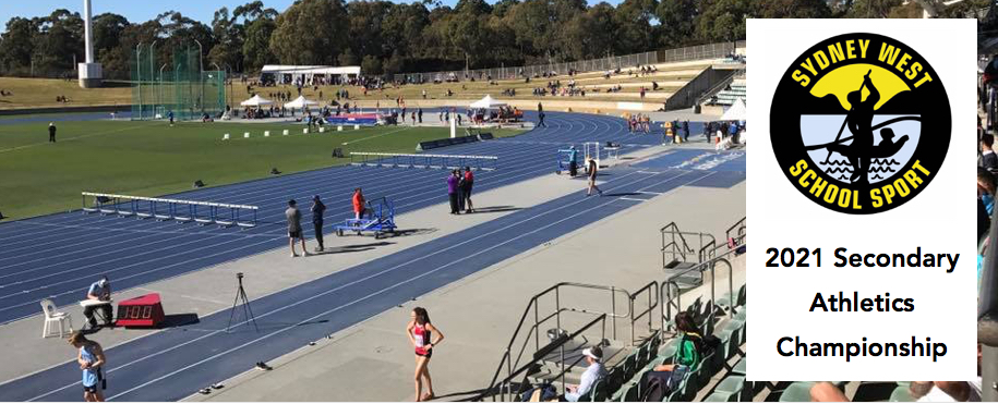 2021 Sec Athletics Banner