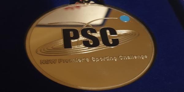 PSC student medal